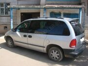 Спойлер для Chrysler Voyager/Grand Voyager/Town and Country до 2000г.