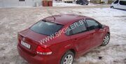 Козырек для Volkswagen Polo Sedan