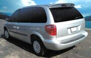 Спойлер для Chrysler Voyager/Grand Voyager/Town and Country от 2001г