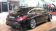 Козырек для Mercedes-Benz CLA (W117)
